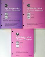 2008 GH/Van Service Manual Chevrolet Express GMC Savana Volumes 1, 2, 3