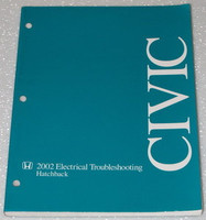 Civic 2002 Electrical Troubleshooting Manual Hatchback