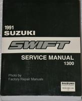 1991 Suzuki Swift 1300 Service Manual