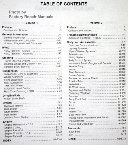 service manual  1999 oldsmobile lss free manual download