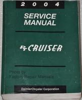 2004 Chrysler PT Cruiser Factory Service Manual Original Shop Repair