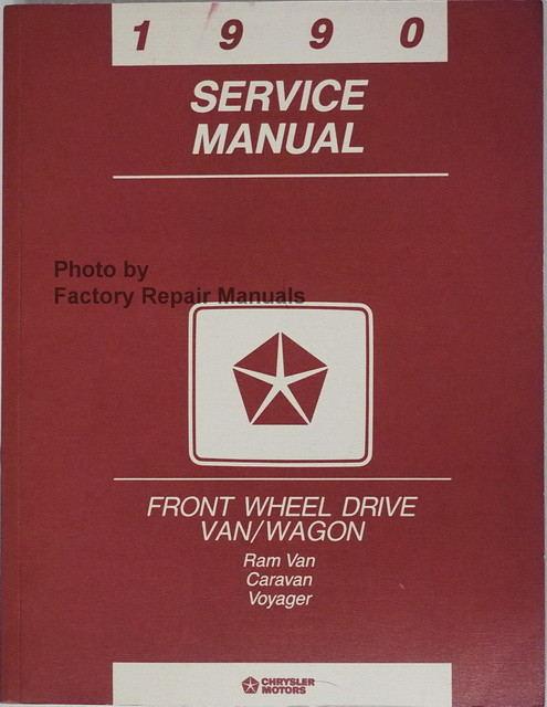 chrysler town and country repair manual pdf