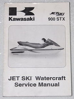 2004 Kawasaki 900 STX Jet Ski Factory Service Manual JT900-E1