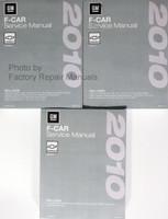 2010 Chevy Camaro Factory Service Manuals