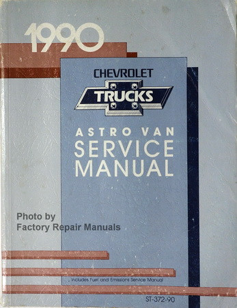 chevrolet factory service manual pdf
