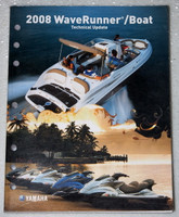 2008 Yamaha Wave Runner Boat Technical Update Manual