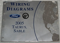2005 Ford Taurus & Mercury Sable Electrical Wiring Diagrams Manual