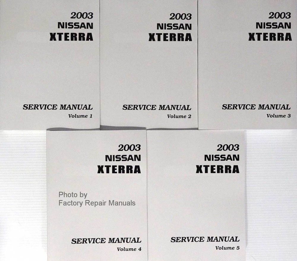2003 nissan xterra factory service manual set original 2012 Nissan Rogue Manual 2012 Nissan Rogue Manual