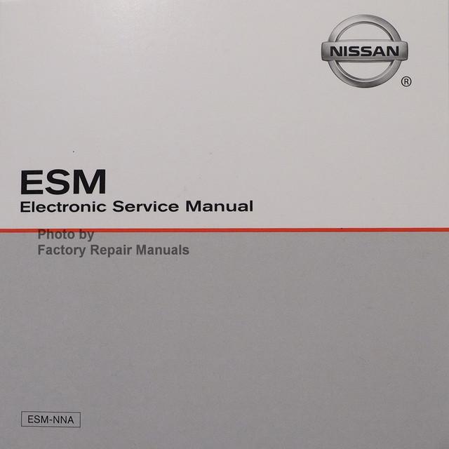 2006 nissan xterra factory shop service manual cd rom. Black Bedroom Furniture Sets. Home Design Ideas