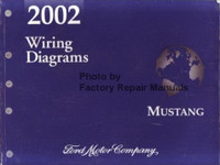 2002 Wiring Diagrams Ford Mustang