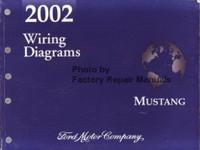 2002 Wiring Diagrams Ford Mustang