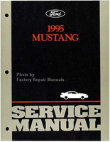 Ford 1995 Mustang Service Manual