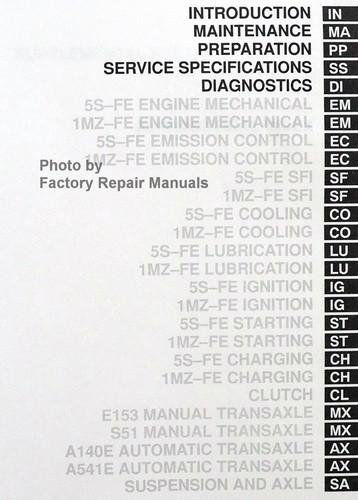 2000 toyota camry factory service manual 2 volume set 2000 toyota camry haynes repair manual 2000 toyota camry repair manual free