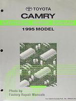 1995 Toyota Camry Electrical Wiring Diagrams Original Factory Manual
