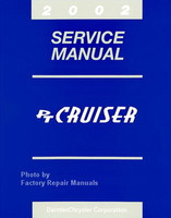 2002  Service Manual Chrysler PT Cruiser