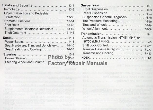 2014 chevrolet captiva sport factory service manual set GM Service Repair Manuals GM Factory Service Manuals