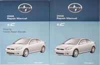 2008 Scion tC Factory Repair Manuals