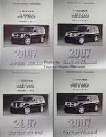 2007 Dodge Nitro Factory Service Manual Complete Set Original Shop Repair