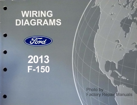 2013 Ford F-150 Electrical Wiring Diagrams F150 Truck ...