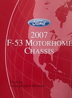 ford f motorhome chassis factory shop service manual 2007 ford f53 motorhome chassis factory shop service manual wiring diagrams
