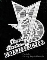 1987 Pontiac Firebird and Trans Am Factory Service Manual