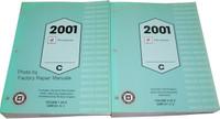2001 Buick Park Avenue Service Manuals