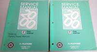 2000 Buick Park Avenue Service Manuals