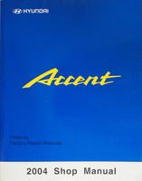 2004 Hyundai Accent Shop Manual