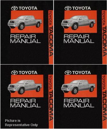 2003 toyota tacoma repair manual