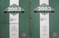 2003 Chevrolet Malibu Service Manuals