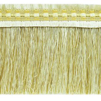Caitlin Woven Braid Brush Fringe Trim