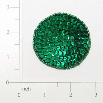 Medium Dot Sequin Applique