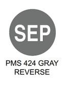 """1.5"""" DIAM. CIRCLE, Inventory Control Labels """"Septembar"""" Thermal Transfer ( Item#: MP15CIRSEP )"""