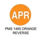 "1.5"" DIAM. CIRCLE, Inventory Control Labels ""April"" Thermal Transfer ( Item#: MP15CIRAPR )"