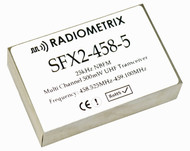 SFX2 - 500mW NBFM Multi-channel UHF Transceiver