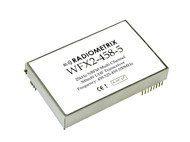 WFX2 - 500mW High power, Fast, 458MHz Multi-channel Transceiver
