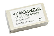 MTX2 - 433MHz and 458MHz bands NBFM sub-miniature TX