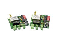 BL118 Bi-directional RF Remote Control application boards with BIM1 Module (Pair)