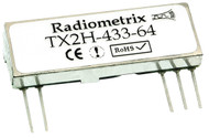 TX2H - 433MHz High Power Transmitter  Frequency 433.92MHz and 434.42MHz