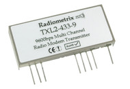 TXL2 - Multi Channel Transparent Data Link Transmitter