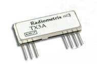 TX3A - UHF FM Data Transmitter Frequency 869.85MHz