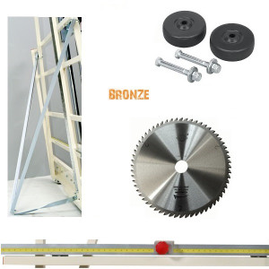 Safety Speed Bronze Accessory Package