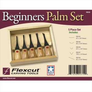 Flexcut FR310 Beginners Palm Set