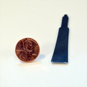 """Flexcut RG505 #1 x 1/2"""" (12mm) Power Carver Blade"""