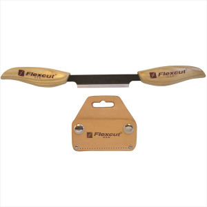 "Flexcut KN25 3"" Draw Knife"