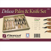 Flexcut KN700 Deluxe Palm and Knife Set