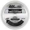 "Amana MD12-848C 12"" x 84t M-TCG Solid Surface Blade 1"" Bore"