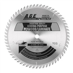 "Amana MD8-601 8"" x 64t TCG Plywood/Laminate Blade 5/8 Bore"