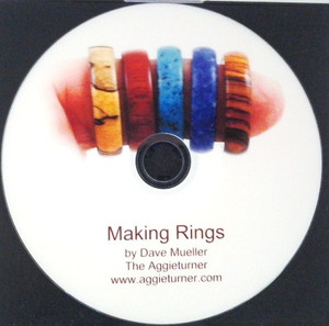 DVD Making Rings by Dave Mueller