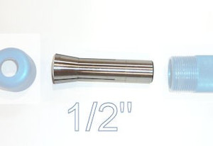"""Carter 1/2"""" Collet for AccuRight Series 175 quick lock tool handle"""